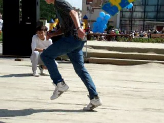 ������ �����, ������ ��������� � ������ ������� - Jump style